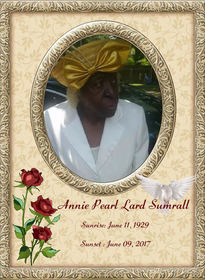 Annie Pearl Sumrall